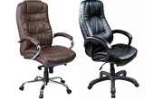 Leather Manager Chairs