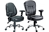 Leather Operator Office Chairs
