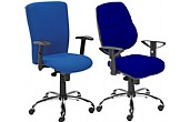 Delivered Assembled Operator Office Chairs