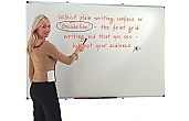 Write-on Whiteboards