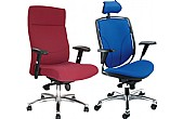 Executive Fabric Manager Office Chairs £100 - £199