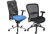 Delivered Assembled Manager Office Chairs