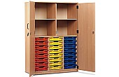 Tray Storage Cupboards