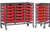 Gratnells Storage Trolleys