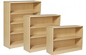 Linear Bookcases