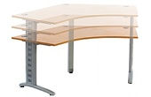 Height Adjustable Corner Desks