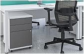 Under Desk Mobile Pedestals