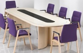 D-End Boardroom Tables