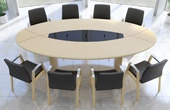 Oval Boardroom Tables