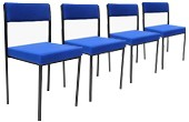 Conference Chairs Sold in Packs of 4