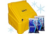 Grit Bin & Rock Salt Bundles