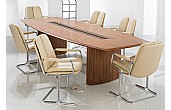 Barrel Boardroom Tables