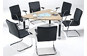 Triangular Boardroom Tables