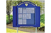 External / Outside Noticeboards
