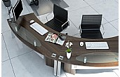 Elite Linnea Reception Desks