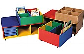 Wooden Kinderboxes