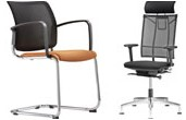 Grammer Office Mesh Back Chairs