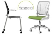 Humanscale Conference Chairs