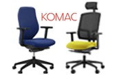 Komac Bad Back Chairs