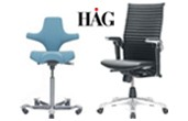 HAG Bad Back Chairs