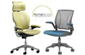 Humanscale Bad Back Chairs