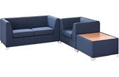 Fabric Reception Sofas