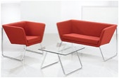 Funky Reception Chairs & Sofas