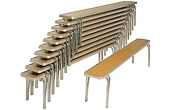 Gopak™ Stacking Benches