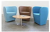 Komac Tub Reception Chairs