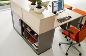 BN SQart Workstation Storage