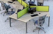 Gresham Mesa Office Bench Desks