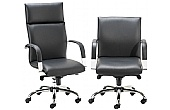 Gresham Harlequin Leather Executive Chairs