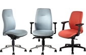 Nomique Reflex Operator Chairs