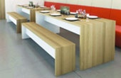 Gresham Deck Tables and Benches