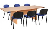 Commerce II Meeting Tables