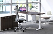 Sven Hi-Rise Electric Bench Desks
