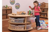PlayScapes Circle & Quad Storage