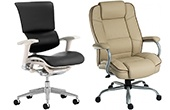 Leather 24 Hour Office Chairs