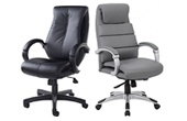 Ergonomic Leather Executive Chairs