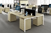NEXT DAY Force Classic Bench Desks