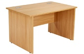 NEXT DAY Commerce II Panel End Rectangular Desks