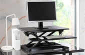 Sit-Stand Adapters for Desk Tops