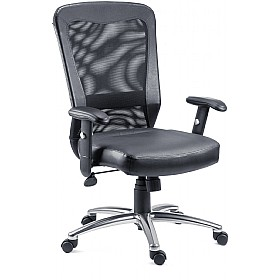 Breeze Mesh Manager Chair £156 - Office Chairs