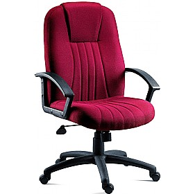 City Fabric Manager Chair £113 - Office Chairs