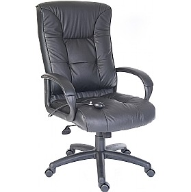 Hatton (Inflatable Lumbar) Manager Chair £161 - Office Chairs