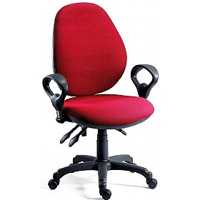 Byron High Back Operator Chair £128 -