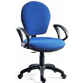 Fraser Medium Back PC Operator Chair £109 - Office Chairs