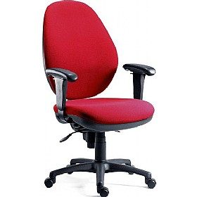 Syncrotek 24 Hour Deluxe Operator Chair £190 - Office Chairs