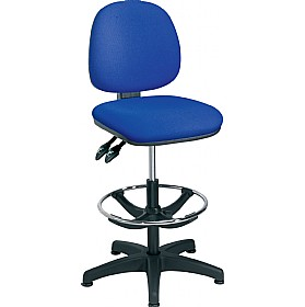 Concept Adjustable Draughtsman Chair £180 - Office Chairs