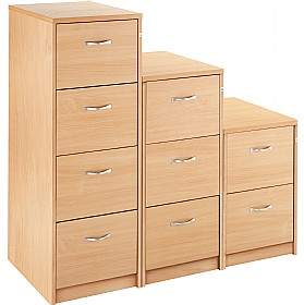 Executive Wooden Filing Cabinets £0 - Filing Cabinets